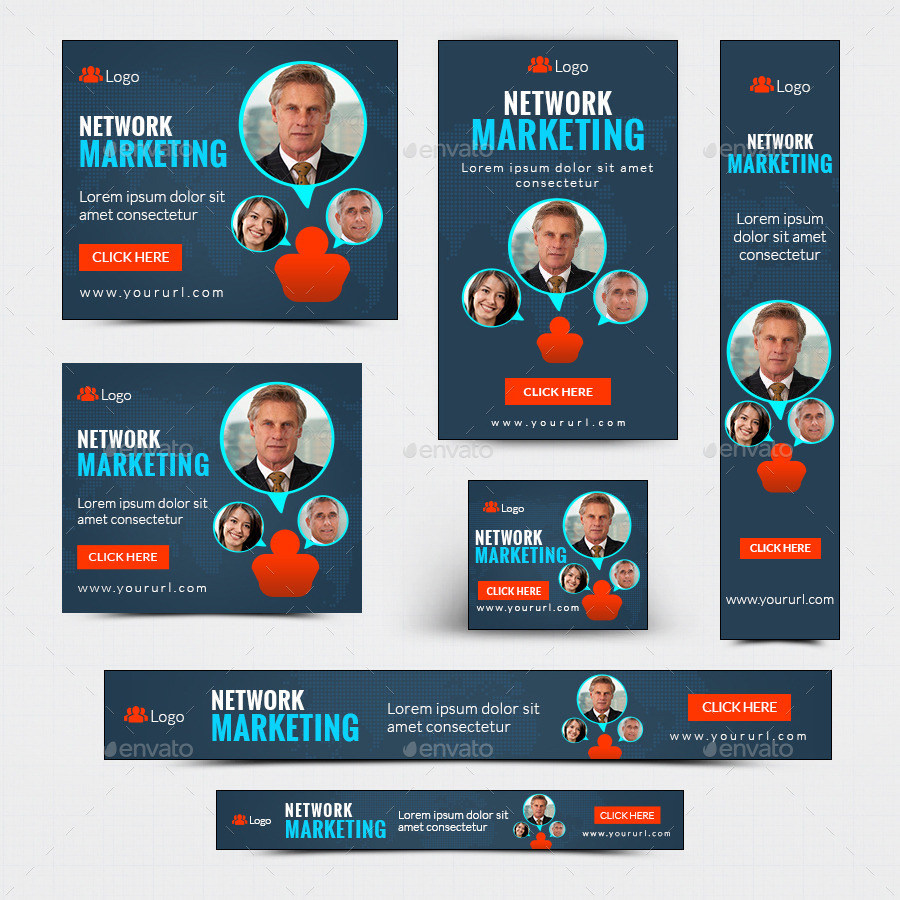 Multi Level Marketing Banners Cute Fall Banners