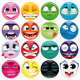Group of expressions. - GraphicRiver Item for Sale