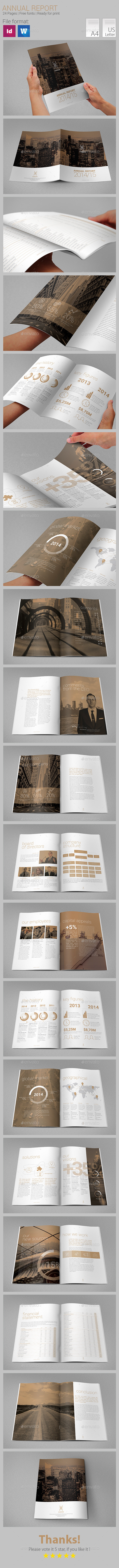 Annual Report _ XimXon - Corporate Brochures