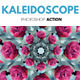 Kaleidoscope Abstract Effect Photoshop Action - GraphicRiver Item for Sale