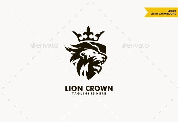 Fabulous Crown Logo Brand @HO59 – Advancedmassagebysara