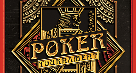 Poker Flyer, Posters and Ad Templates