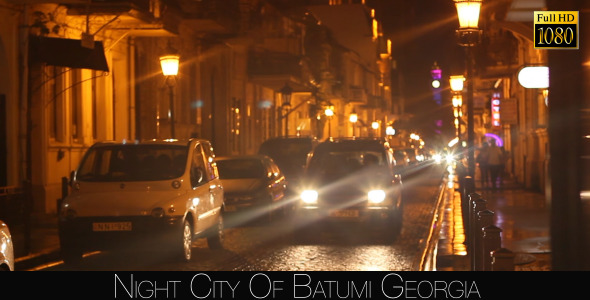 Night City Of Batumi 4