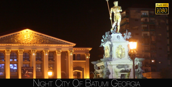 Night City Of Batumi 9