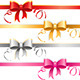 Multicolored Bows - GraphicRiver Item for Sale