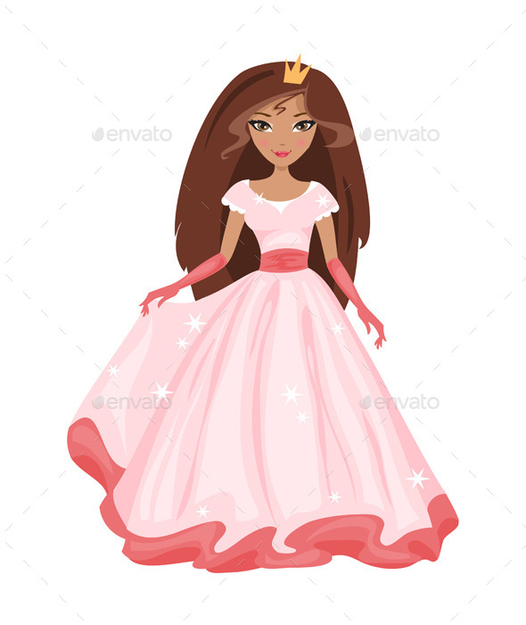 Fairy Princess - People Characters