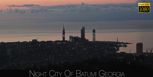 Night City Of Batumi 14