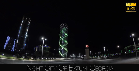 Night City Of Batumi 16