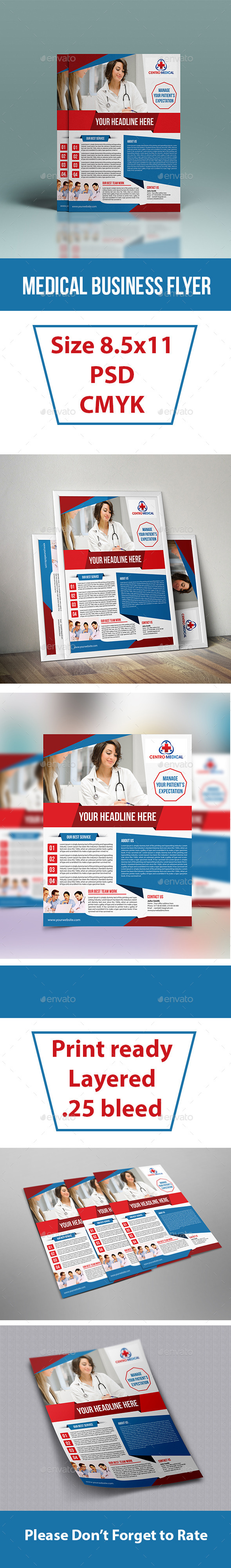 Medical Business Flyer
