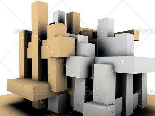 Maya mental ray mib_occlusion material settings  - 3DOcean Item for Sale