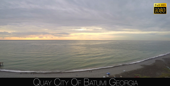 Quay City Of Batumi 13