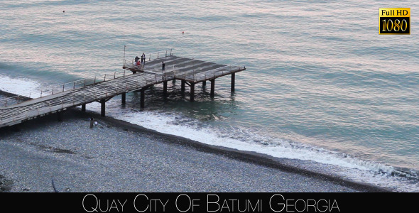 Quay City Of Batumi 18