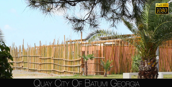 Quay City Of Batumi 22
