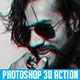 Photoshop 3d Action Effect - GraphicRiver Item for Sale