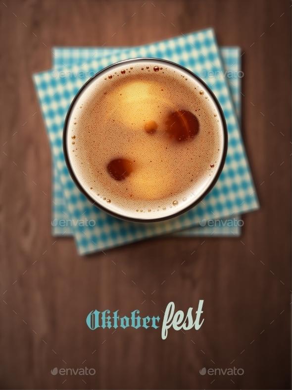 Oktoberfest Background - Miscellaneous Seasons/Holidays