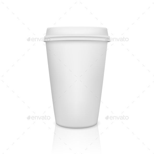 Coffee Cup Isolated - Food Objects