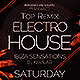 Electro House | Flyer Template PSD - GraphicRiver Item for Sale