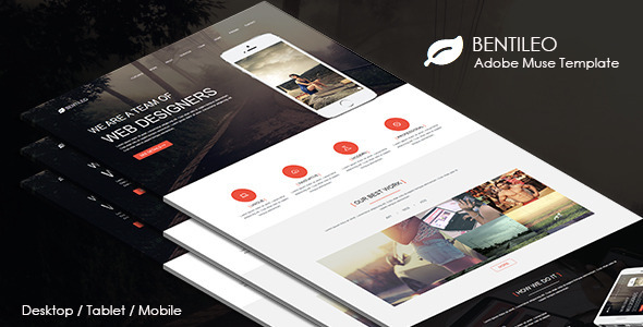 Bentileo – Multipurpose Muse Template