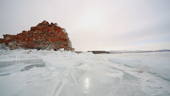 Panorama of the Ice Surface 0010