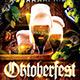 Oktoberfest Flyer Template V4 - GraphicRiver Item for Sale