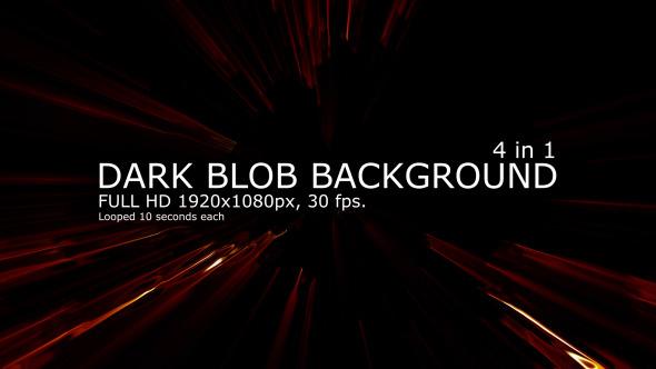 Dark Blob Background