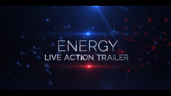4K Energy Live Trailer