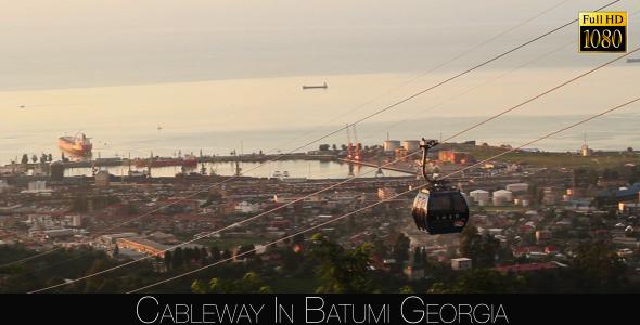 Cableway In Batumi 3
