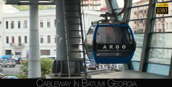 Cableway In Batumi 4