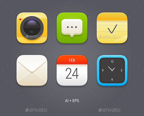 App Icons - Software Icons