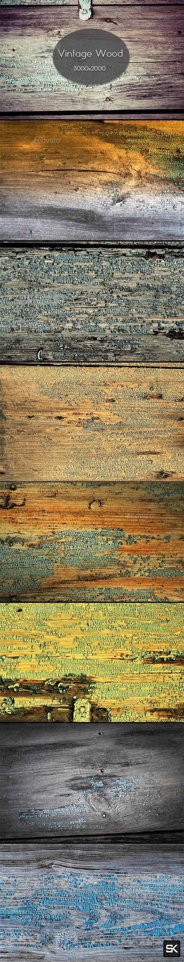 Vintage Wood.9