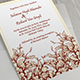 Vintage Wedding Invitation Suite - GraphicRiver Item for Sale