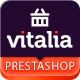 Vitalia for PrestaShop - Fresh, responsive theme Nulled