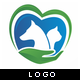 Pet Care Logo - GraphicRiver Item for Sale