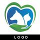 Pet Care Logo - GraphicRiver Item for Sale