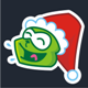 The Grinch Sticker Pack - GraphicRiver Item for Sale