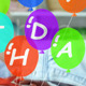Cartoon Birthday Balloons - VideoHive Item for Sale