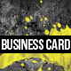 Professional Grunge Business Cards - GraphicRiver Item for Sale