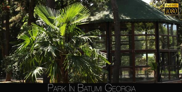 Park In Batumi 2