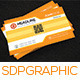 Corporate Business Card SDP-04 - GraphicRiver Item for Sale