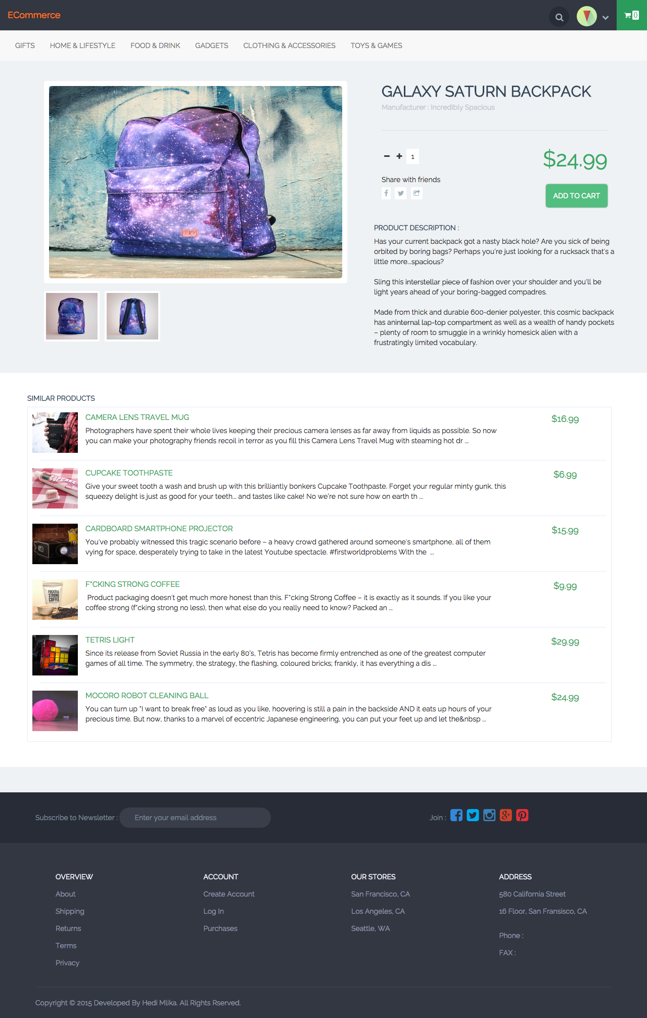 Online Store CMS By Nerd CodeCanyon - Invoice maker free download rocco online store