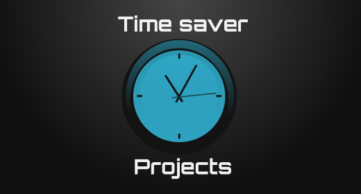TIME SAVER PROJECTS