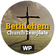 Bethlehem - Church WordPress Theme - ThemeForest Item for Sale