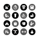 Fitness Icons Nulled