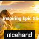 Inspiring Epic Slides - VideoHive Item for Sale