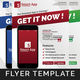Mobile App Flyer Template 2 - GraphicRiver Item for Sale