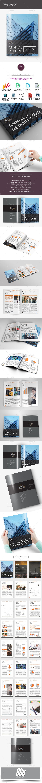 Magic Annual Report - Miscellaneous Print Templates