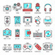 Creative and User Generated Content Icons - GraphicRiver Item for Sale
