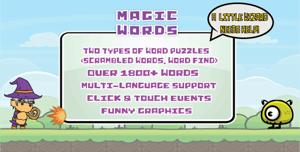 Magic Words! - CodeCanyon Item for Sale