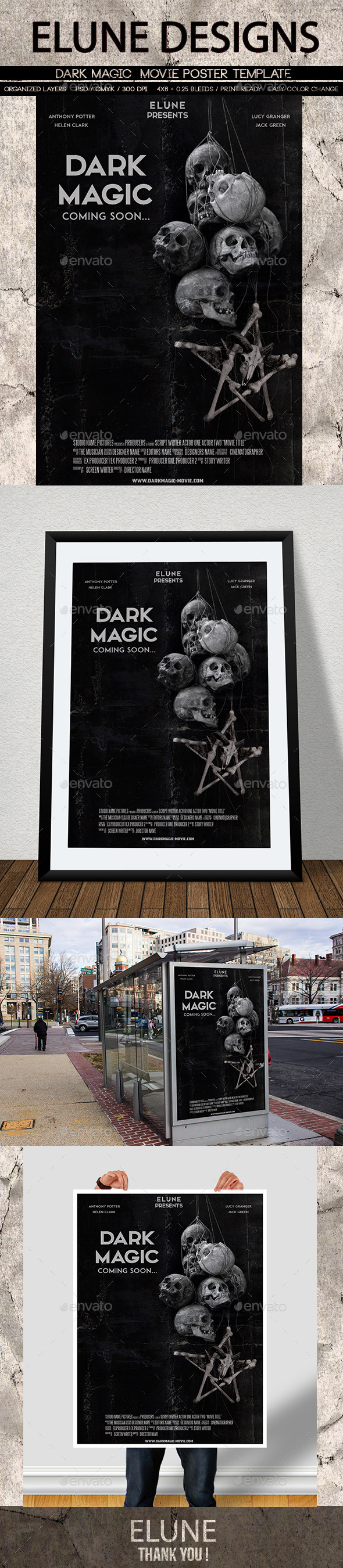 Dark Magic Movie Poster