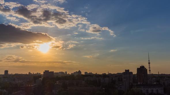 City Sunset 13
